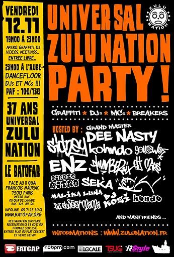 zulu-party