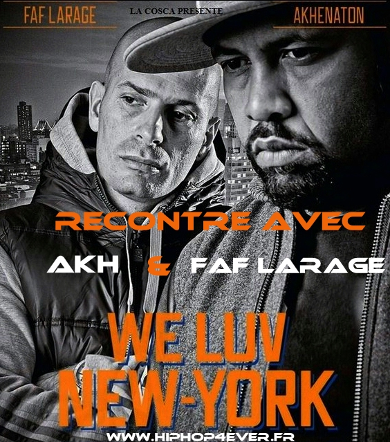 FAF LARAGE LUV WE YORK AKHENATON TÉLÉCHARGER NEW