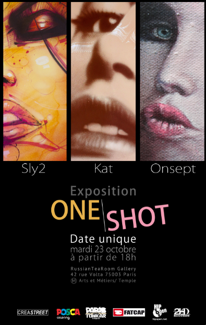 EXPO - ONE SHOT