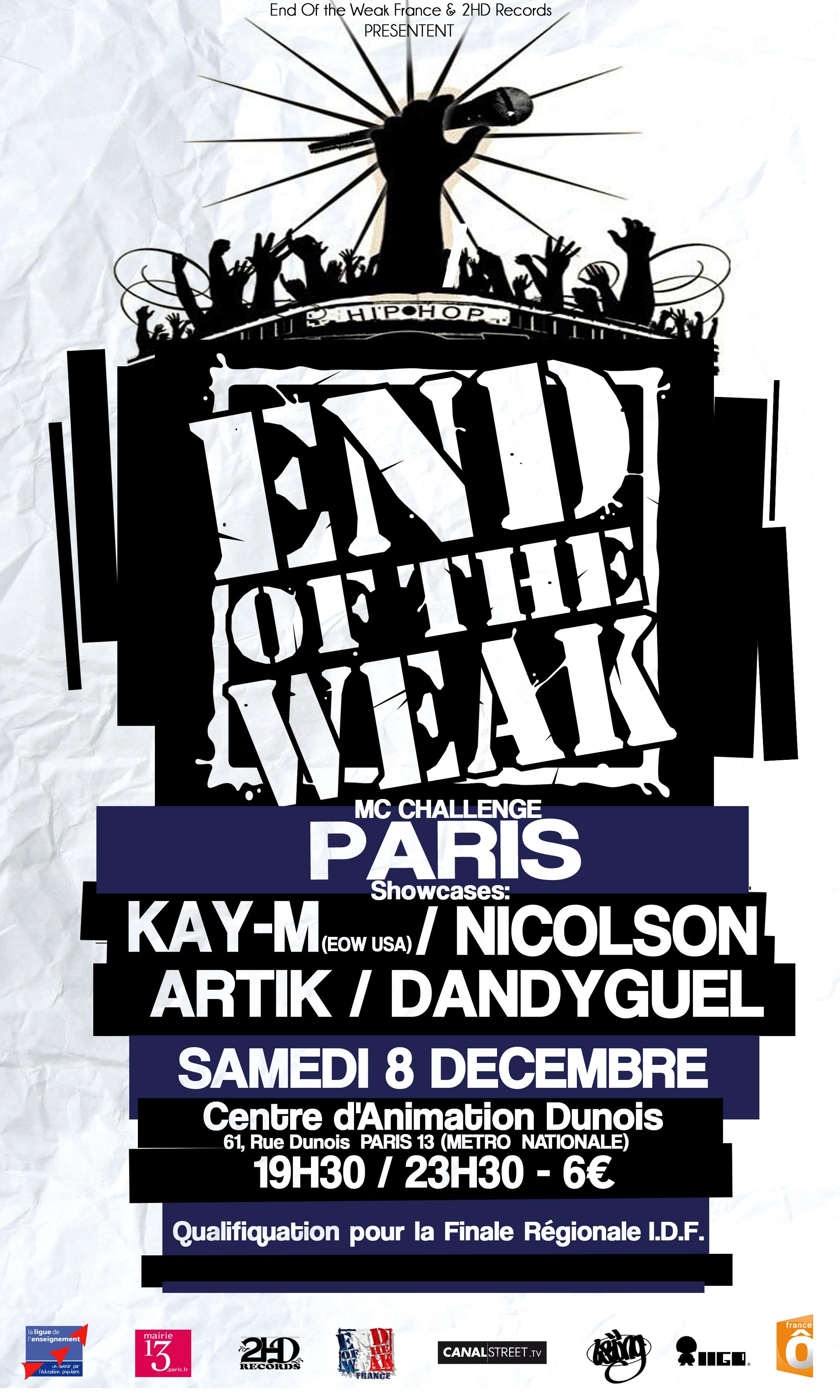 EOW Paris 2