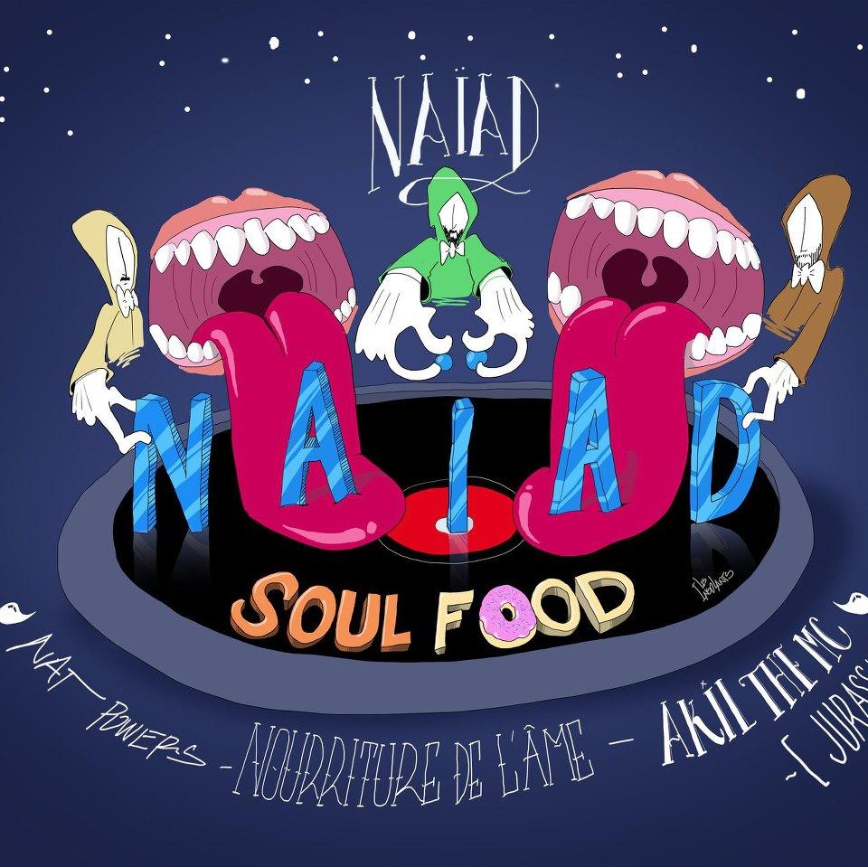 Naiad - Soulfood