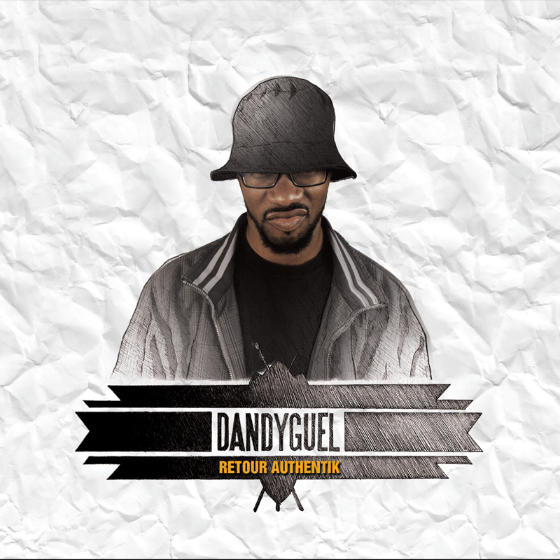 Dandyguel cover EP Retour Authentik