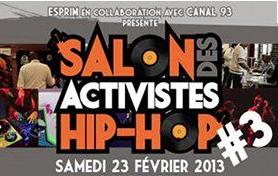 Salon des activistes Hip Hop 2013