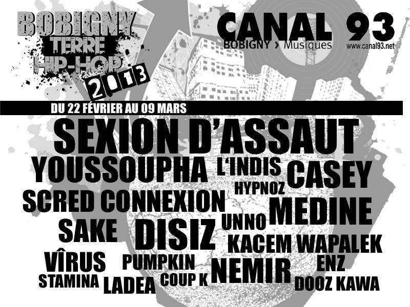terres hiphop 2013