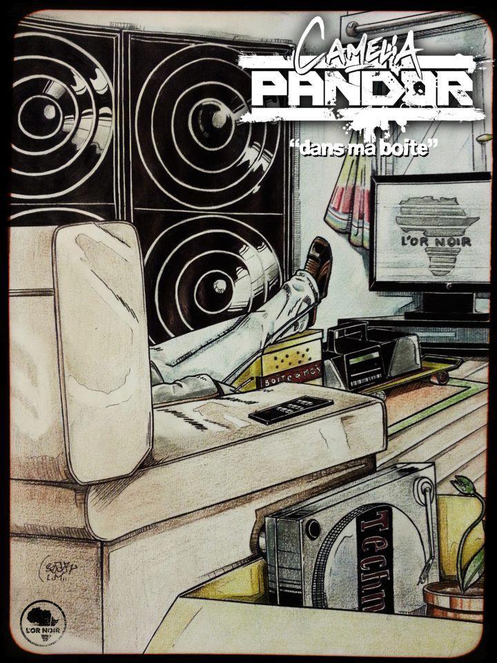 Pandor - dans ma boite