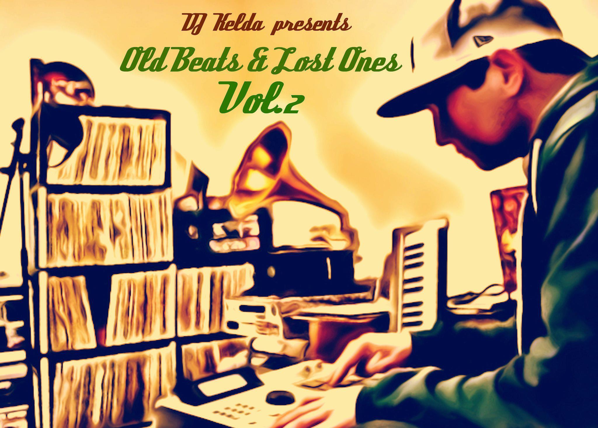 DJ Kelda - Old Beats