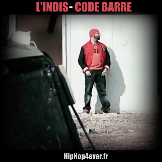 L'INDIS- CODE BARRE