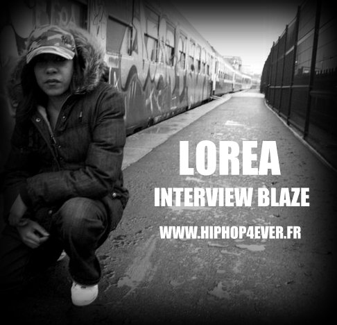 LOREA INTERVIEW BLAZE