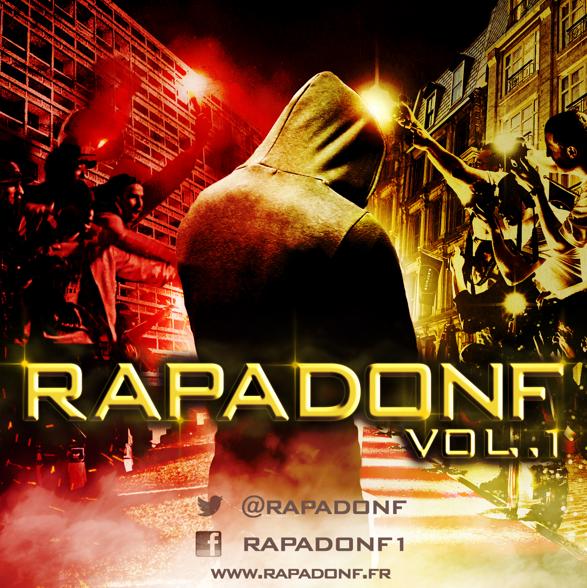 Rapadonf - Rapadonf Vol.1
