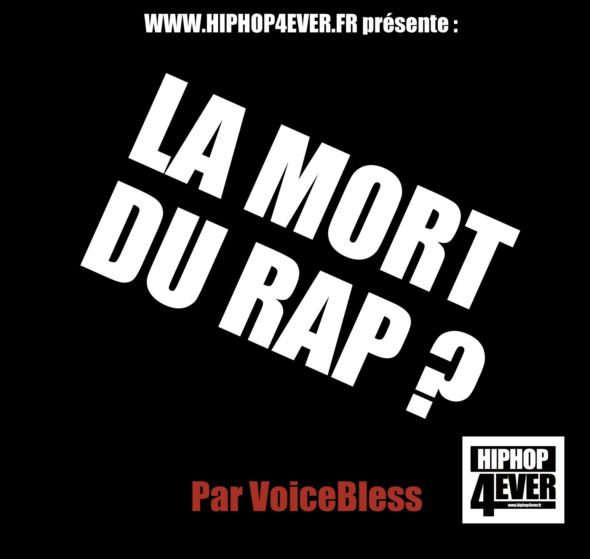 la mort du rap