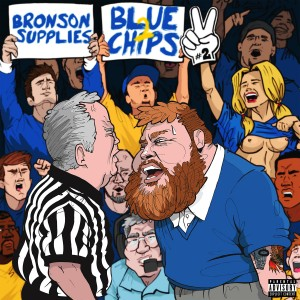 Action Bronson - Blue Chips 2 [Tape]