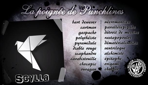 scylla - poignee