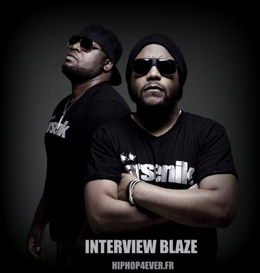 ARSENIK - INTERVIEW BLAZE