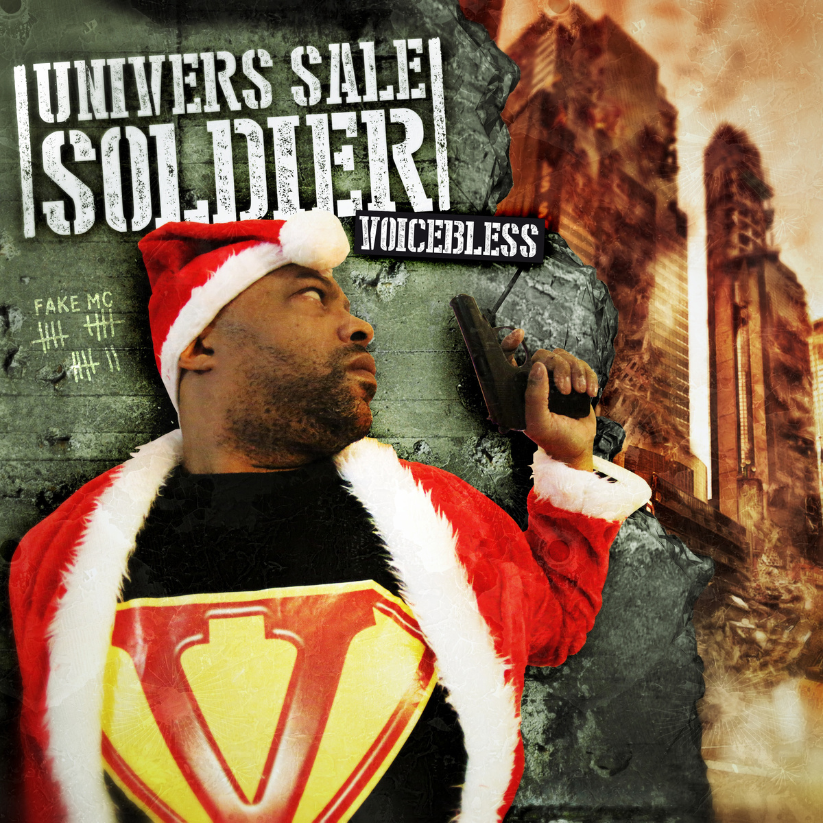 VOICEBLESS UNIVERS SALE