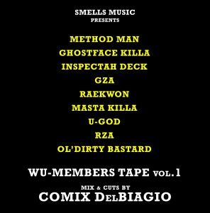 WU-MEMBERS TAPE vol.1 [Tape]