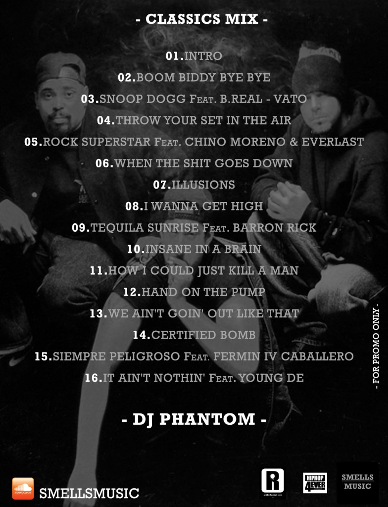 DJ PHANTOM CYPRESS HILL TRACK