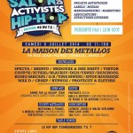 Salon des Activistes Hip-Hop #2 @ Paris