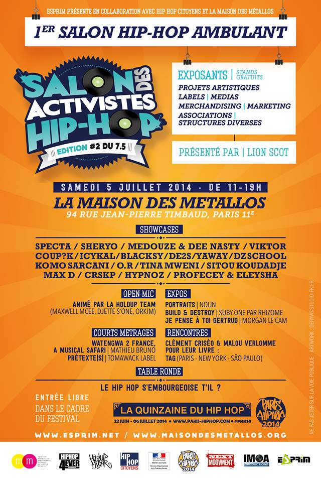 Salon des Activistes