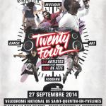 Twenty-Four le 27 - St Quentin  [Festival / Live]
