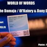 Jeru The Damaja / Ol Kainry & Dany Dan @Canal93 [Live Report]