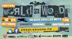 Hip Hop is Back à Canal93 - Jeru The Damaja / Ol Kainry & Dany Dan [Live]