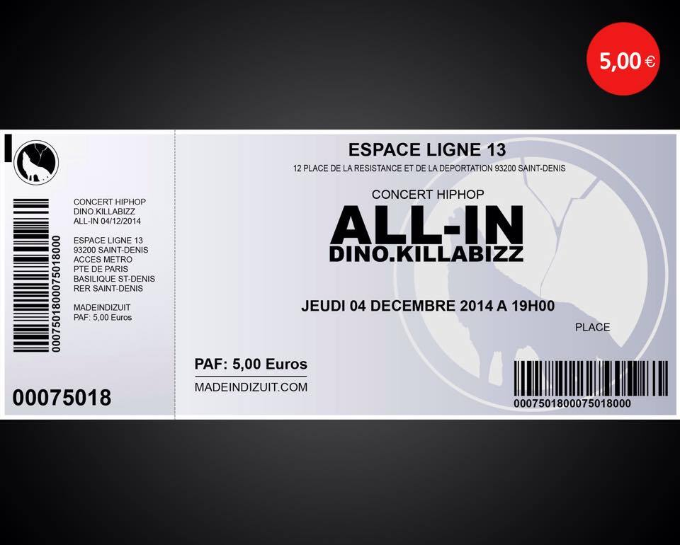 ALL IN CONCERT