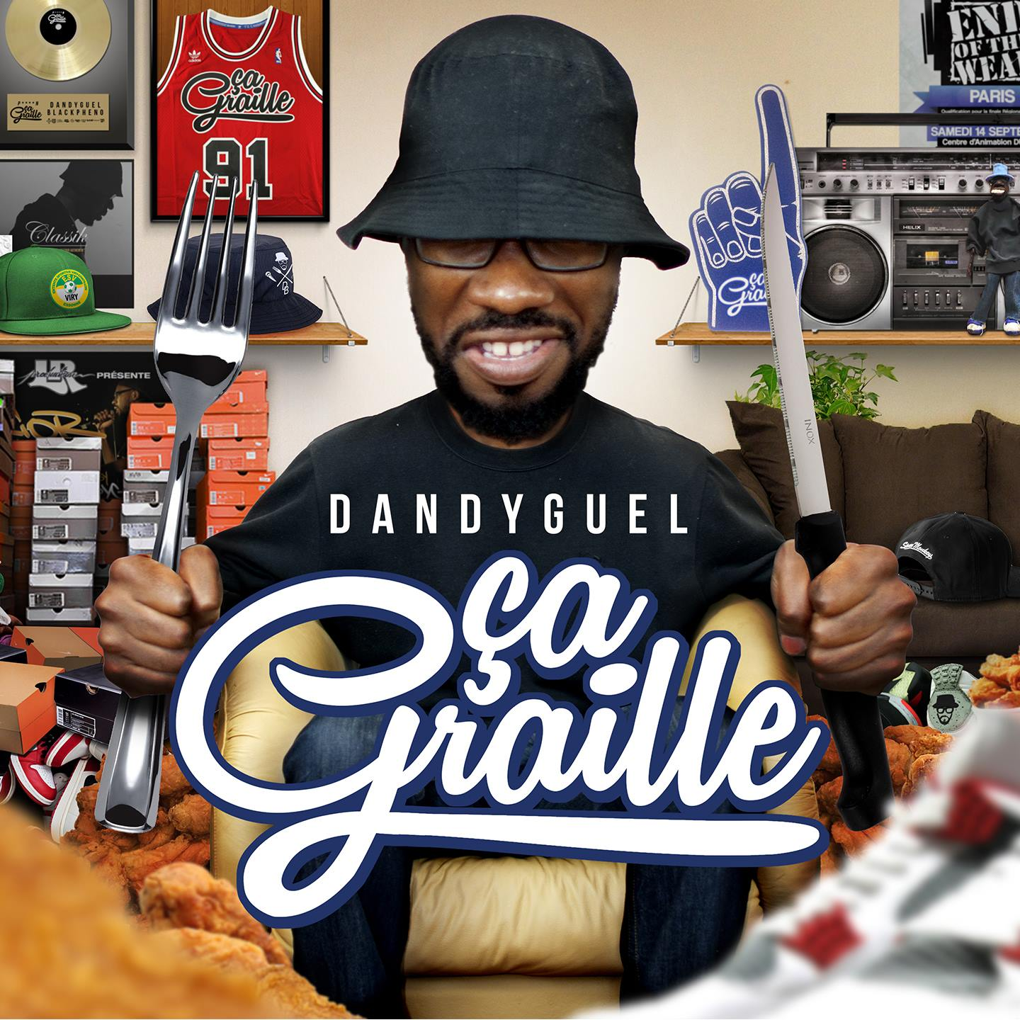 Dandyguel - Ca Graille