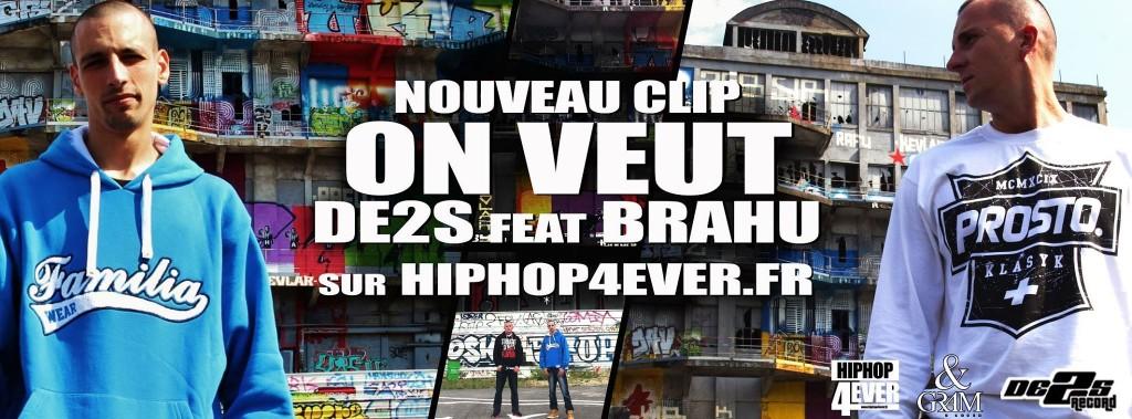 DE2S - On Veut