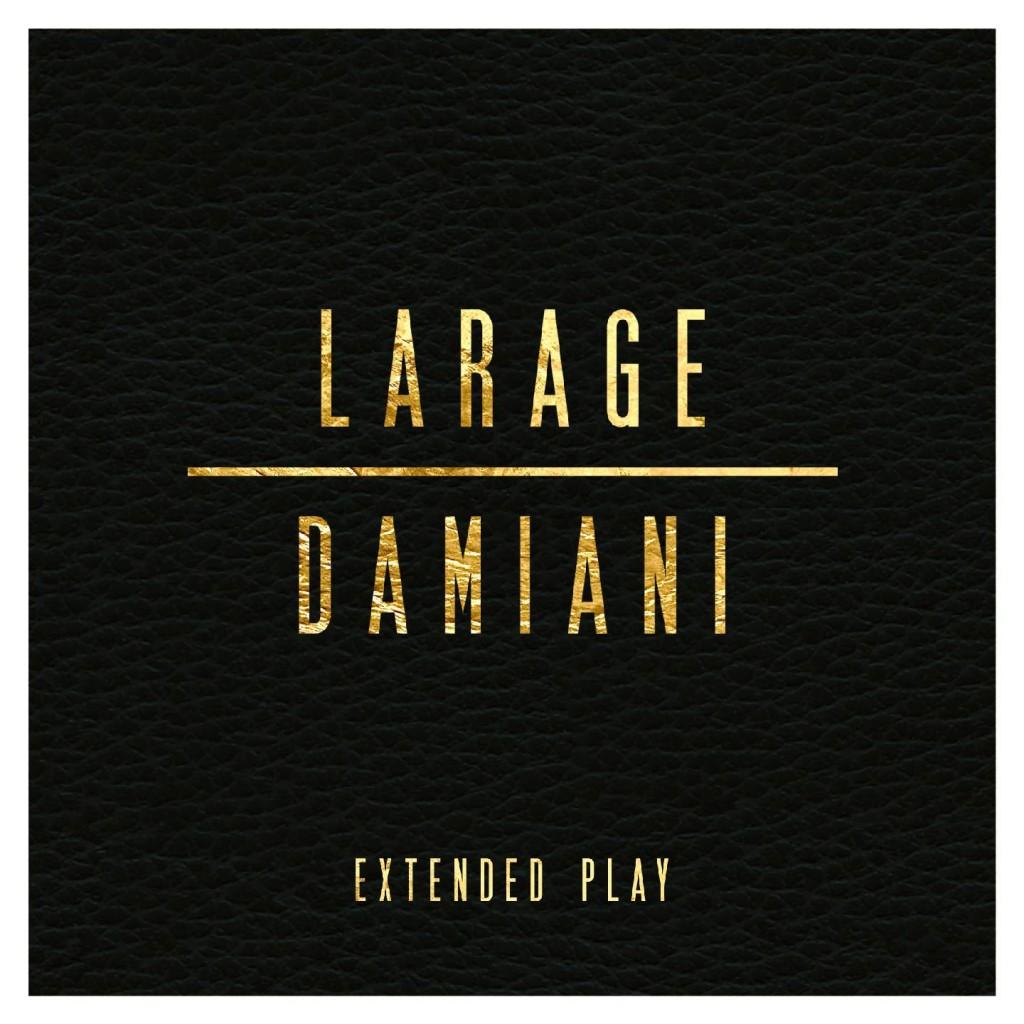 cover - EP - Larage & Damiani
