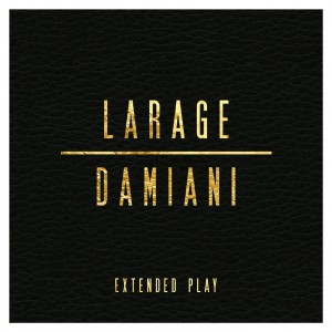 cover - EP - Larage & Damiani