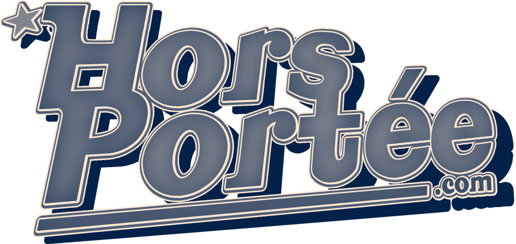 LOGO HORS PORTEE OFFICIEL