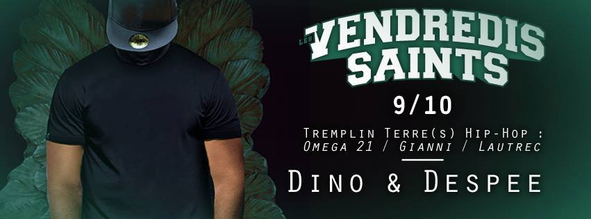 VENDREDIS SAINT DINO DESPEE